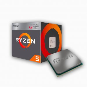 AMD Ryzen 5 2400G avec carte graphique Radeon RX Vega 11