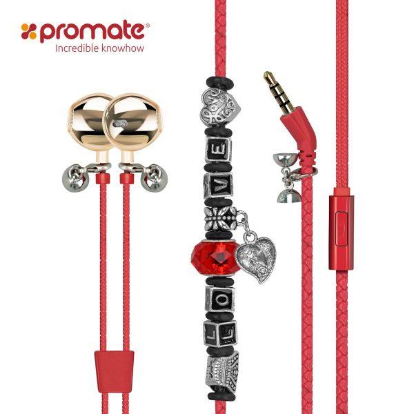 PROMATE VOGUE 3 (Noir-Rouge-Gold)