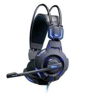 Casque E-Blue EHS001 Black Gamer Pro