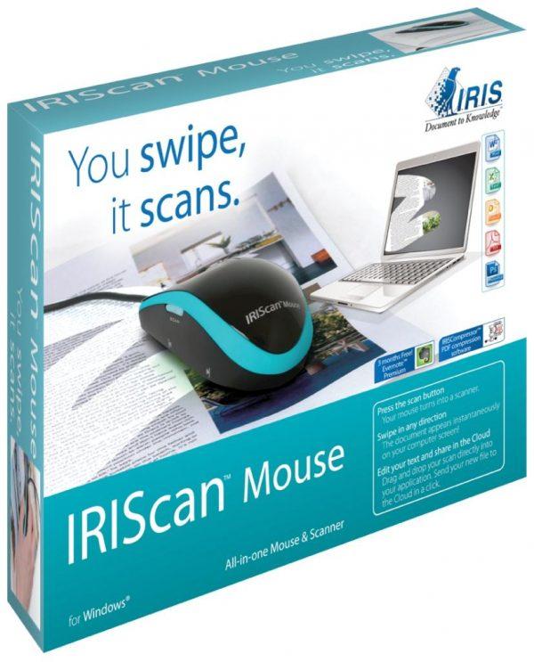 Souris IRISCAN-Scanner-Mobile