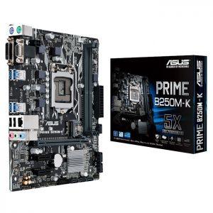 ASUS PRIME B250M-K MATX