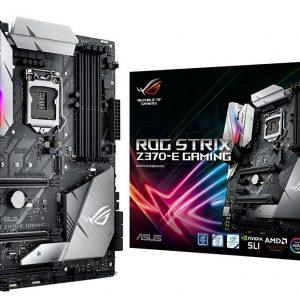 Carte Mere ASUS STRIX Z370-E Gaming