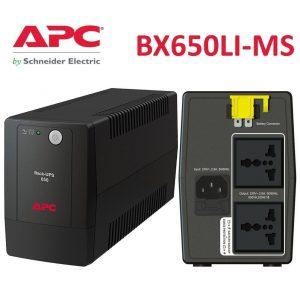 Onduleur APC Back UPS-650VA-AVR-230V (BX650LI)
