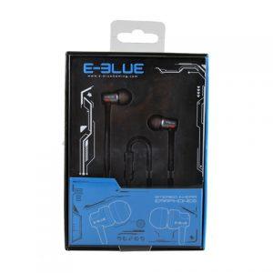 Ecouteur EBlue EEP-963 Blanc avec micro Metalic