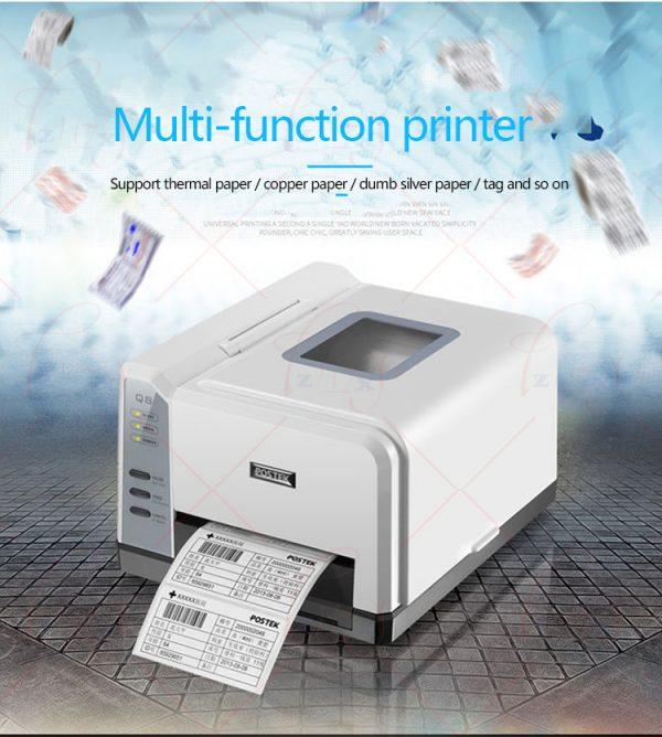 Imprimante Code a Barre Postek Q8/200