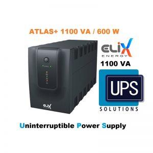 Onduleur Elix-MonoPhase-ATLAS-1100 LCD