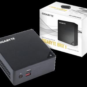 UC GIGABYTE Brix Ultra Compact i3-7100/No Ram/No Disk/WiFi/LEC-SD/HDMI
