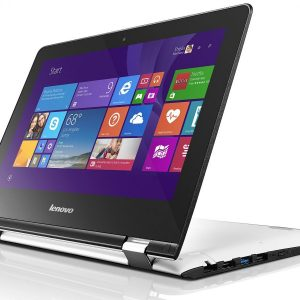 "Laptop Lenovo Yoga-300-11BR Celeron N3060, RAM 4GB, Storage 500GB, Ecran 11.6"", Windows 10"