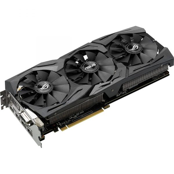 ASUS GeForce GTX 1060 6Go ROG Strix