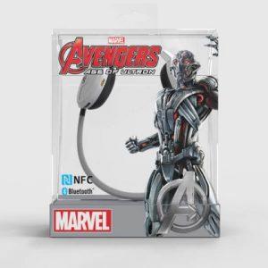 Casque E-BLUE EBT 932 Silver Sans fil Marvel Avengers America NFC Bluetooth