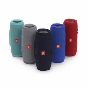 JBL Charge 3 (Noir-Blue-Rouge-Gris-Squad)