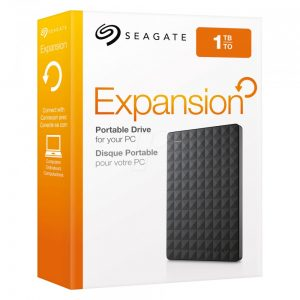 "Disque Dur 1To 2.5"" Seagate USB Externe"