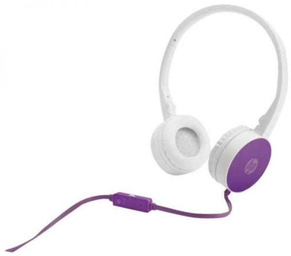 Casque HP-H2800 (Bleu Clair-Bleu Foncé-Blanc-Violet-Rouge-Noir)
