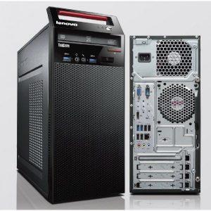 """Micro Lenovo ThinkCentre-E73 i7-4790S, RAM 4GB, Storage 1TB, FD, Ecran 19.5"""""""
