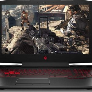 Laptop HP OMEN 15-Ce003ne i7-7700U, RAM 16GB, Storage 256GB SSD+ HDD 1TB, GTX 1050Ti 4GB, Ecran 15.6""