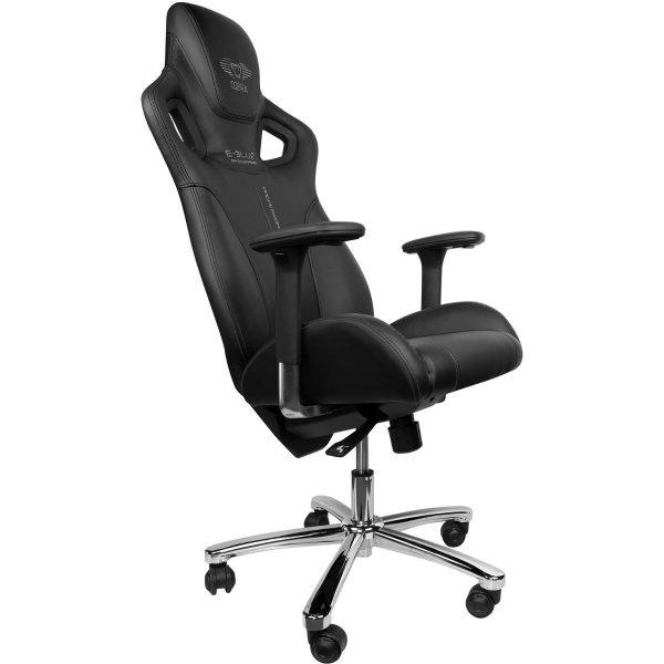 Chaise Gamer E-BLUE (EEC308) Noir