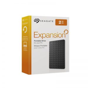 "Disque Dur 2To 2.5"" Seagate USB Externe"