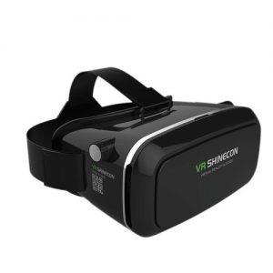 VR Box avec Commande Noir