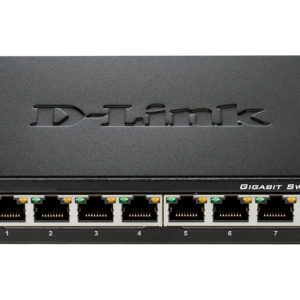 Switch 8 Ports D-LINK